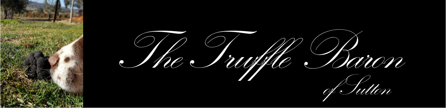 The Truffle Baron of Sutton